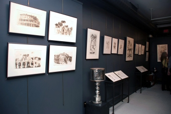 gallery view of Roman landscapes and Aphrodite