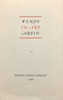 1996.WendyArtinInArt.BPL