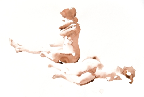 Wendy Artin, Laura Twice, 2018